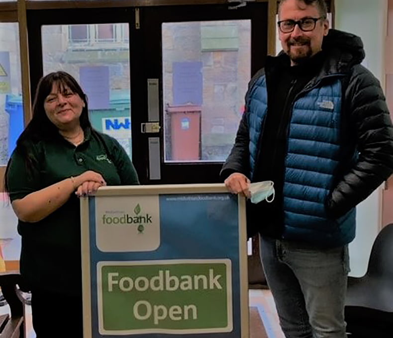 ELCAP supports local foodbanks