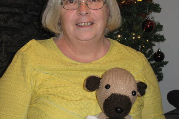 Meet the maker of Elsie the ELCAP Bear
