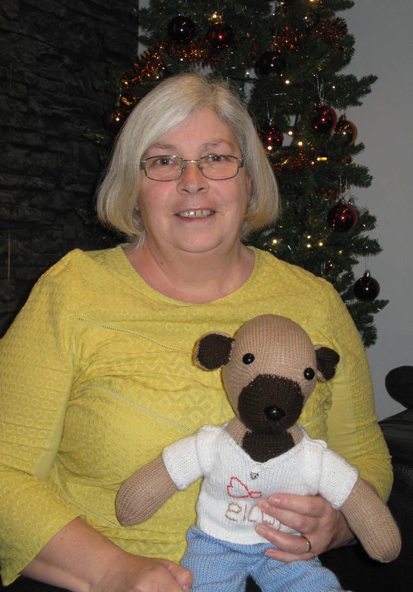 Meet the maker of Elsie the ELCAP Bear