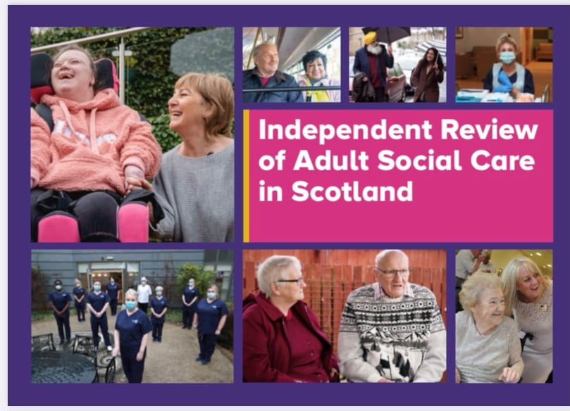 ELCAP welcomes Independent Review of Adult Social Care